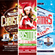 Christmas Flyer and Poster Bundle - GraphicRiver Item for Sale