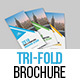 Tri-Fold Brochure Template 21 - GraphicRiver Item for Sale