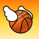 Flappy Ball dunk  - ios