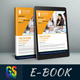 Corporate Events E-Book Template - GraphicRiver Item for Sale
