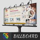 Creative Business Billboard Template - GraphicRiver Item for Sale
