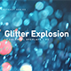 Colorful Glitter Explosion V3 - GraphicRiver Item for Sale
