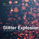 Colorful Glitter Explosion V4 - GraphicRiver Item for Sale
