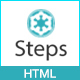Steps - Modern Corporate HTML Template - ThemeForest Item for Sale