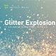 Colorful Glitter Explosion V5 - GraphicRiver Item for Sale