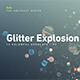Colorful Glitter Explosion V7 - GraphicRiver Item for Sale