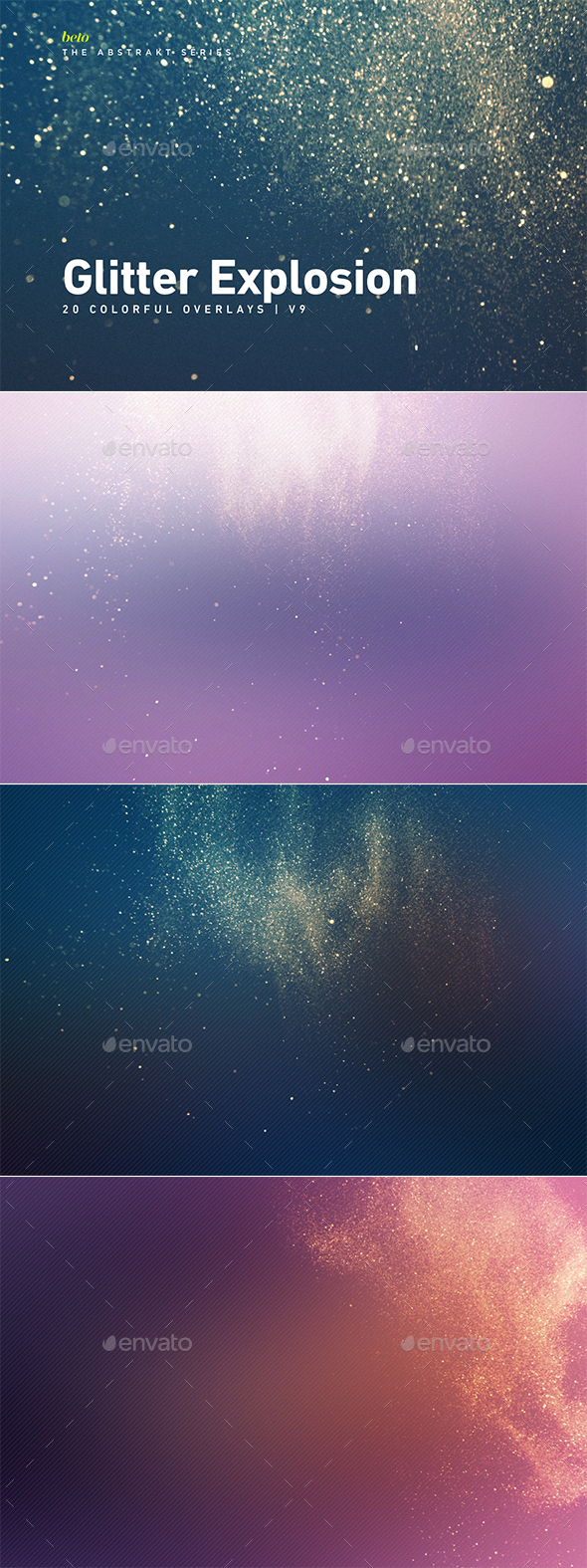 GraphicRiver Colorful Glitter Explosion V9 20925608