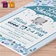 Baby Shower Template - Vol. 18 - GraphicRiver Item for Sale