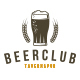 Beer Club Crest Logo - GraphicRiver Item for Sale