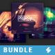 Progressive Sound Collection - CD Cover Artwork Templates Bundle