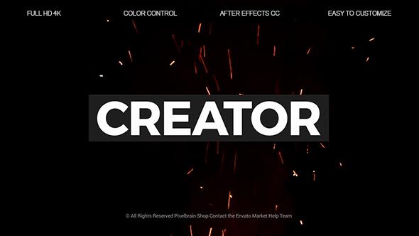 Creator Titles - 20927056