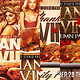 4 in 1 Thanksgiving Flyer Bundle - GraphicRiver Item for Sale