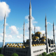 Mosque and Sky - VideoHive Item for Sale