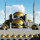 Mosque and Sea - VideoHive Item for Sale