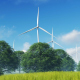 Wind Turbines - VideoHive Item for Sale