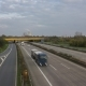 Traffic on Autobahn A2 in Hannover - VideoHive Item for Sale