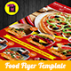 Food Flyer Template Vol. 8