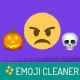Emoji Cleaner Game Template for Android Studio and Eclipse