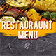 Black Restauraunt Menu - VideoHive Item for Sale
