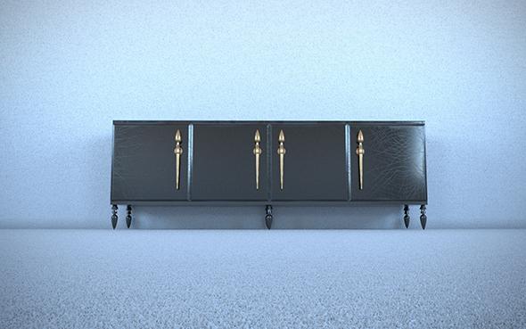 3DOcean nightstand 20930629