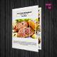 BiFold Restaurant Menu Vol. 11 - GraphicRiver Item for Sale