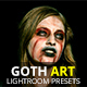 30 Goth Art Lightroom Presets