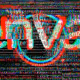 Circle Glitch Logo - VideoHive Item for Sale