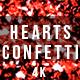 Hearts Confetti Explosions - VideoHive Item for Sale
