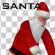 Santa Christmas Dancing - VideoHive Item for Sale