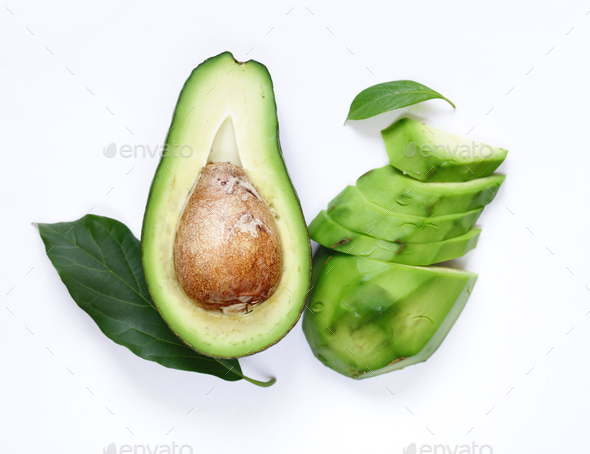 Avocado - Stock Photo - Images
