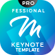 Mercury Keynote Template