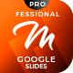 Mercury Google Slides Template