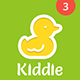 Kiddie - Kindergarten and Preschool WordPress Theme - ThemeForest Item for Sale