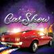 Vintage CarShow Flyer