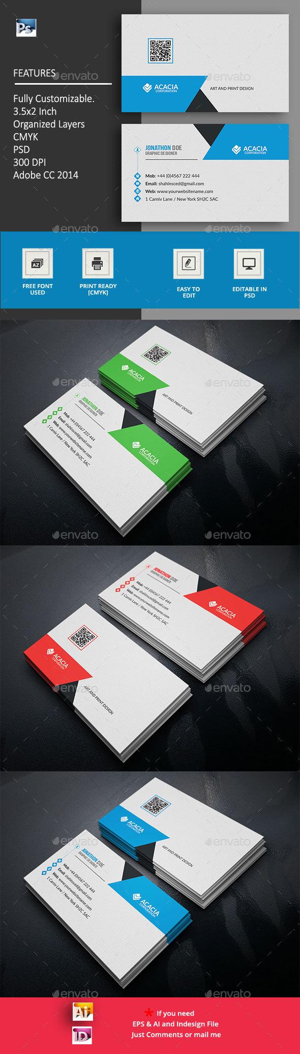 Shapu Business Card - Creative Business Cards
