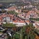 Aerial View of Cesky Krumlov - VideoHive Item for Sale