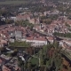 Aerial Panorama of Cesky Krumlov - VideoHive Item for Sale