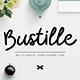 Bustille Font