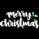 Merry Christmas Typo Animation - VideoHive Item for Sale