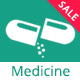 Medicine - Pharmacy Responsive Prestashop 1.7 Theme