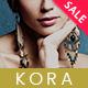 Kora - Jewelry Responsive Prestashop 1.7 & 1.6 Theme