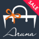 Aruna - Shopping Housewares Responsive Prestashop Theme
