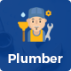 Plumber HUB - Building and Home Maintenance Service HTML Template - ThemeForest Item for Sale