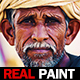 Real Paint-Photoshop Action - GraphicRiver Item for Sale