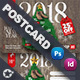 Christmas Sale Postcard Templates - GraphicRiver Item for Sale
