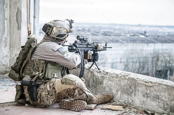 United States Army ranger - Stock Photo - Images
