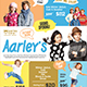 Kids Store Flyer / Magazine Ad - GraphicRiver Item for Sale