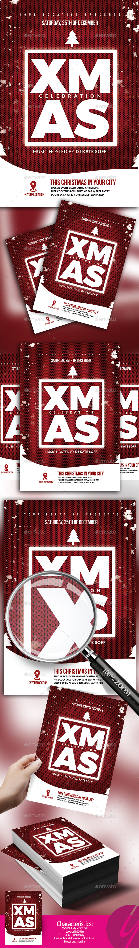 GraphicRiver Xmas Celebration 20935578