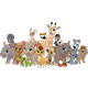 Animal Kids - GraphicRiver Item for Sale