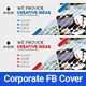 Corporate FB Timeline Cover - GraphicRiver Item for Sale